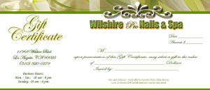 GiftCertificate copy